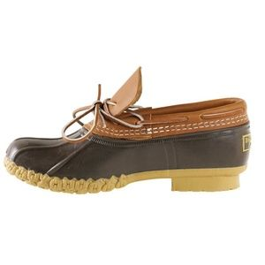 Waterproof Leather Bean Boots Moccassin Shoes